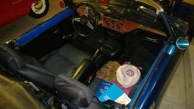 Car Show Interior