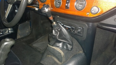 Shift Boot