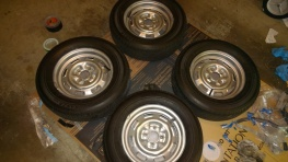 Painting Wheels